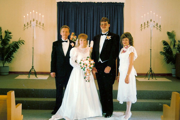 Butch, Tamera, John and Carmen